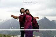 Niveditha And Aaryan In Pranayam