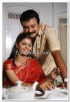 Jayaram And Sindhu Menon