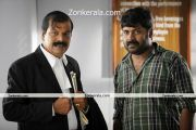 Vijaya Kumar In Film Sandwich 3