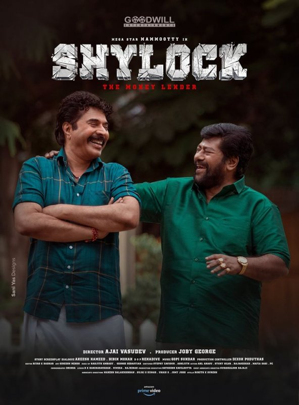 New Albums Shylock Malayalam Movie 9699