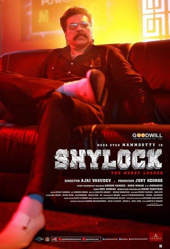 Shylock Malayalam Cinema Jan 2020 Gallery 4290
