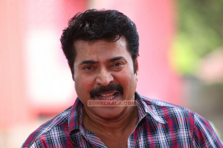 Mammootty In Movie Thappana 59