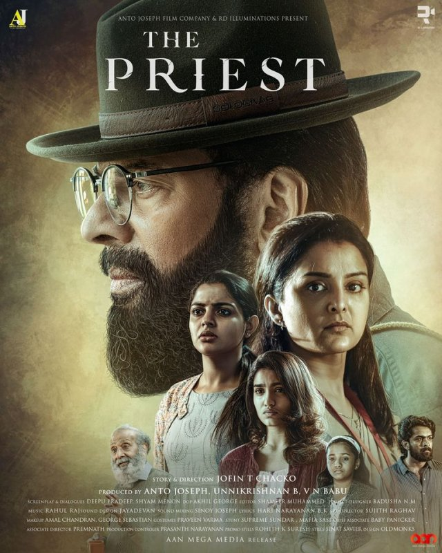 Malayalam Movie The Priest Feb 2021 Pictures 618