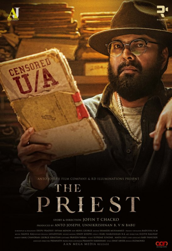 Mammootty Film The Priest 583