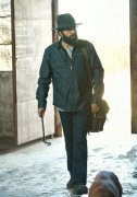 Mammootty New Photo The Priest 150