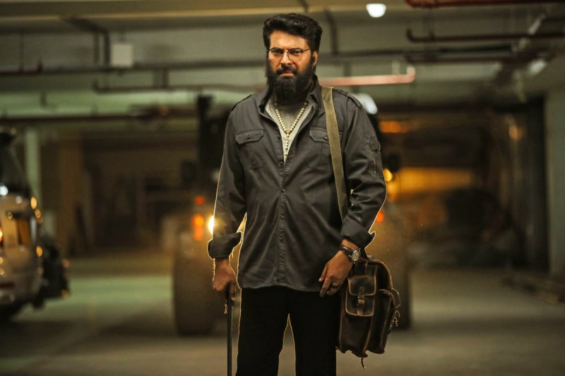 Mammootty New Still The Priest 298