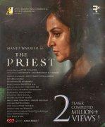Manju Warrier In Movie The Priest 431