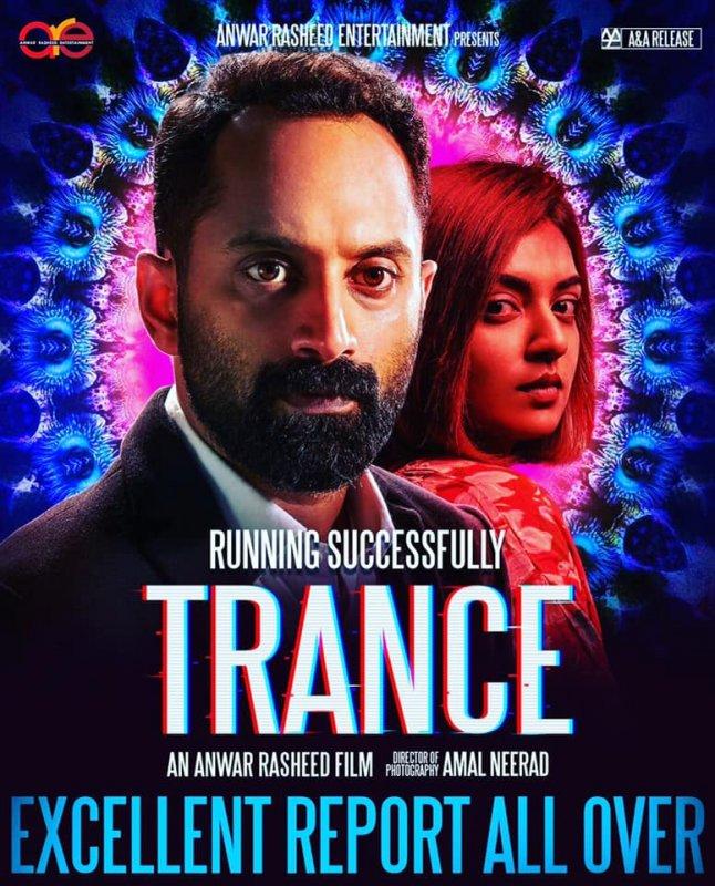 Fahadh And Nazariya In Trance Malayalam Movie 611