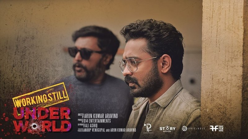 Asif Ali In New Movie Under World Movie Gallery 910