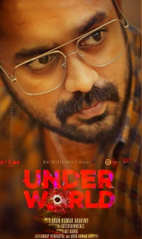 Asif Ali Movie Undre World New Poster 131