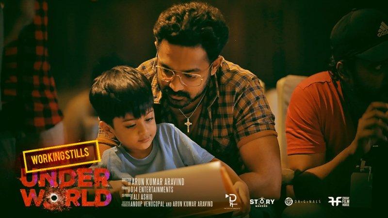 Film Still Asif Ali In New Movie Under World 151