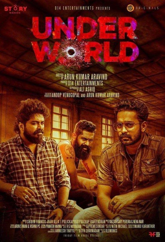 Underworld Malayalam Movie First Look Poster 97