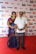 Seema And I V Sasi At 62 Filmfare Awards 394