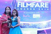 Uthra Unnikrishnan At 62 Filmfare Awards 217