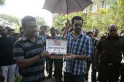 Prithviraj At The Launch Of Movie 7th Day 816