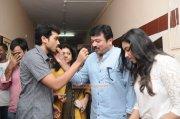 New Pics Actor Jayaram Birthday Celebration Malayalam Movie Event 1059