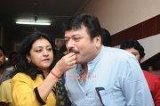 Actor Jayaram Birthday Celebration
