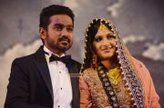 Asif Ali Reception