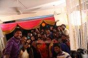 Bobby Simha Reshmi Menon Engagement Pic 8180