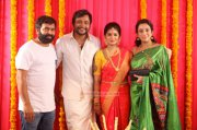 Malayalam Movie Event Bobby Simha Reshmi Menon Engagement New Pictures 9296