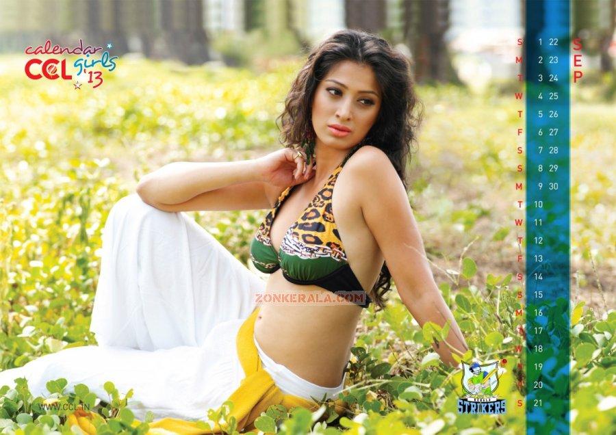 Ccl Calendar 2013 Lakshmi Rai September 611 - Malayalam Movie Event ...