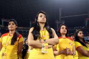 Ccl 4 Kerala Strikers Vs Chennai Rhinos Match Stills 5012
