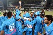 Ccl 5 Kerala Strikers Vs Mumbai Heroes Match Event Pics 8994