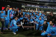 Malayalam Event Ccl 5 Kerala Strikers Vs Mumbai Heroes Match Recent Pic 3674
