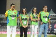 Celebrity Cricket League Sharjah Day1 5162