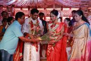 Director Vijay And Amala Paul Wedding Stills 5948