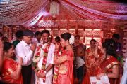 Director Vijay And Amala Paul Wedding Stills 9861