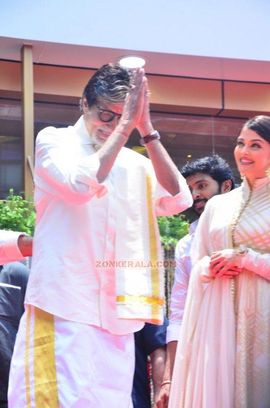 Amitabh Bachchan Aishwarya Rai New Image 359