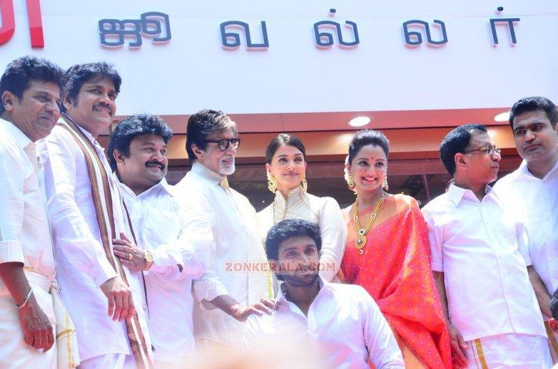 Latest Photo Event Kalyan Jewellers Chennai Showroom Launch 6118