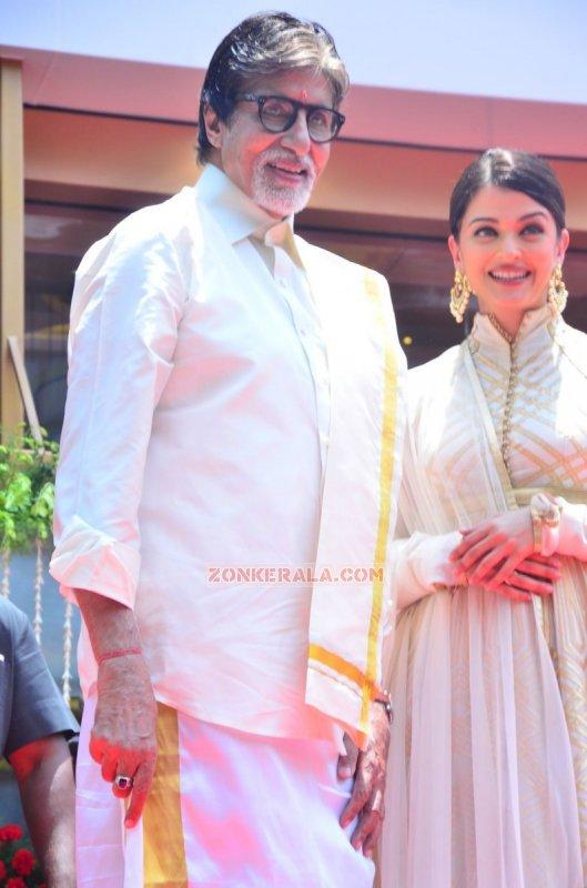 New Image Amitabh Bachchan Aishwarya Rai 767