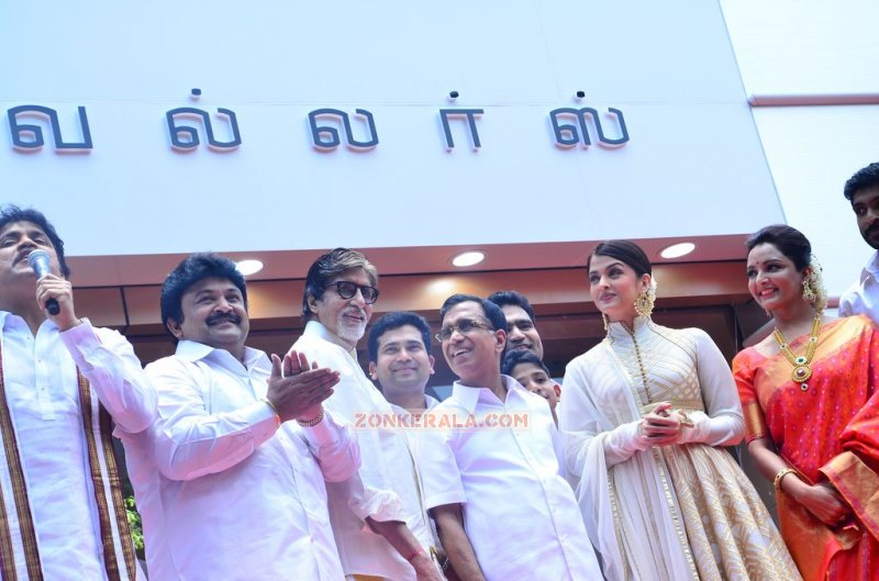 New Photos Kalyan Jewellers Chennai Showroom Launch Function 3180