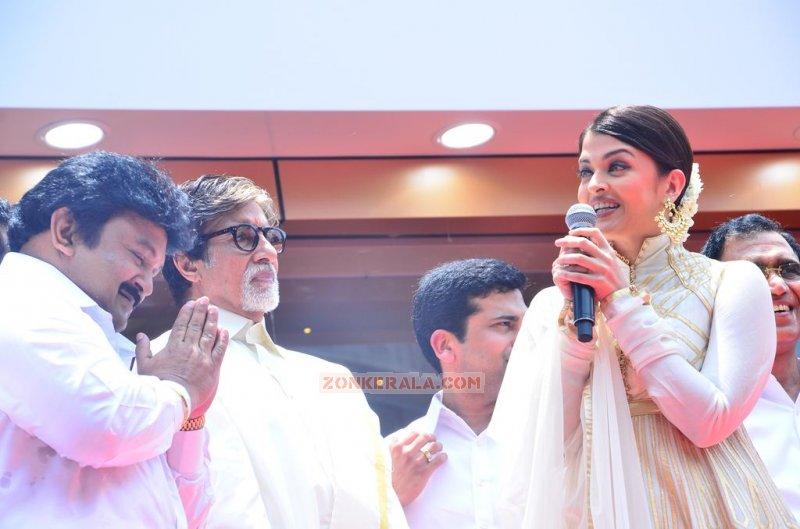 Prabhu Amitabh Bachchan Aishwarya Rai 934