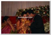 Actress Karthika And Merin Wedding Photos 1