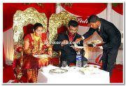 Actress Karthika And Merin Wedding Photos 2