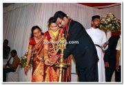 Actress Karthika Wedding Stills 2