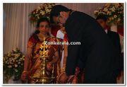 Actress Karthika Wedding Stills 3