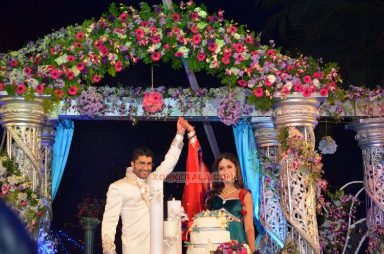 Prajith Padmanabhan And Mamta Mohandas Reception 257