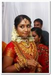 Navya Nair In Marriage Dress 5