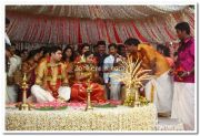 Navya Nair Marriage Photos 3