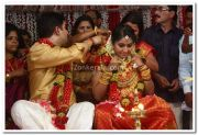 Navya Nair Marriage Photos 5