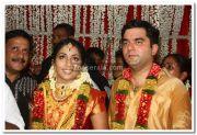 Navya Nair Wedding