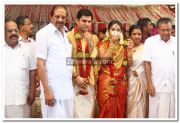 Navya Nair With Guests 2