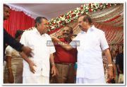 Pinarayi Vijayan And Balakrishna Pillai