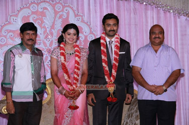 Prasanna Sneha Reception Stills 3441