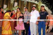 Kpac Lalitha Dileep Manju At Prithviraj Reception