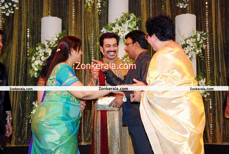 Prithviraj Jagadish Mallika Sukumaran